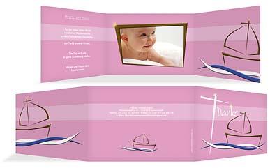 Taufkarten Selbst Gestalten Liebevolle Karten Zur Taufe
