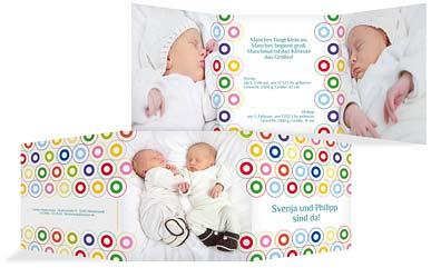Geburtskarten Gestalten Liebevolle Karten In 1 2 Tagen